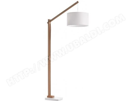 lampadaire salon lf izar metal et bois