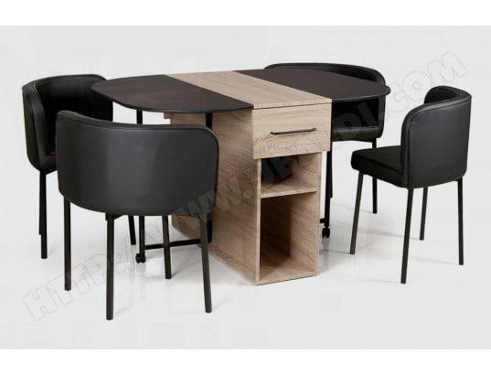 ensemble table et chaises ub design