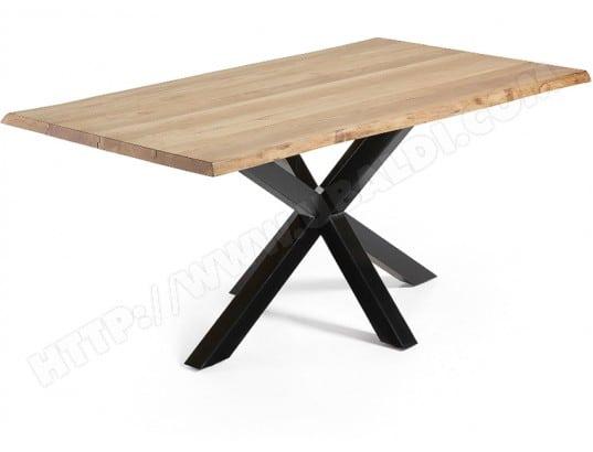 table de salle a manger lf arya 180 x