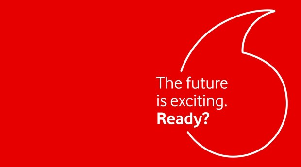 Vodafone New Brand Strategy