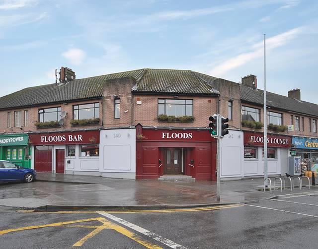 Floods Bar, 140 & 142 Sundrive Road, Kimmage, Dublin 12