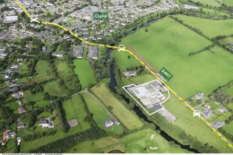 Factory Premises, Sallins Road, Clane, Co. Kildare