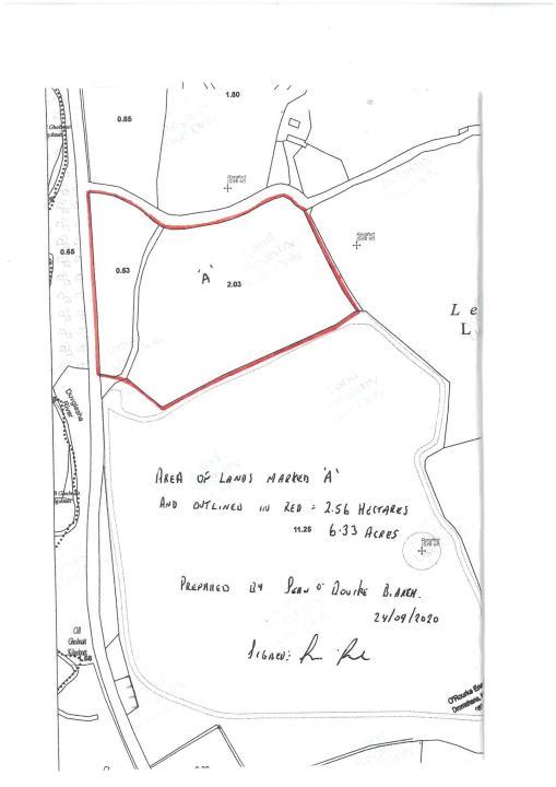 Lackendarragh Glantane, Lombardstown, Mallow, Co. Cork