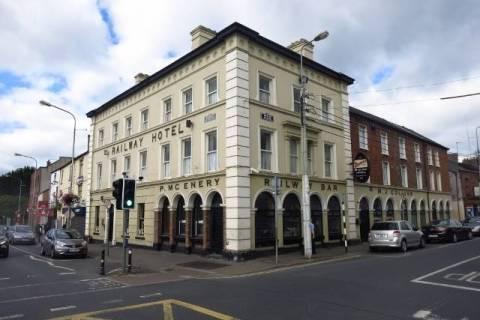 The Railway Hotel And Mc, Enerys Shop, Parnell Street, Limerick City, Co. Limerick