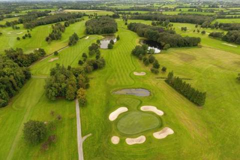 Ballykisteen Golf & Country Club Limerick Junction, Monard, Co. Tipperary
