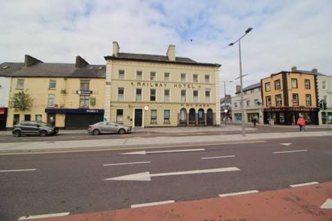 The Railway Hotel, Parnell Street, Limerick City, Co. Limerick