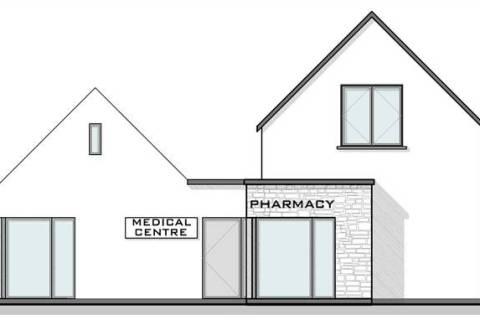 Doctor's Surgery / Veterinary Clinic / Pharmacy, Main Street, Caragh, Co. Kildare