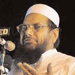 Hafiz Mohammad Saeed, the bin-Ladenesque chief of LeT and its charitable front, the Jamaat-ud-Dawa
