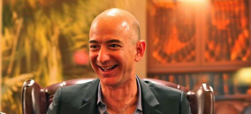 Photo of Jeff Bezos by Steve Jurvetson and used here with Creative Commons license.
