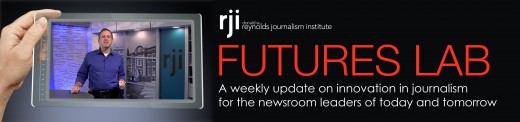 RJI Futures Lab web banner