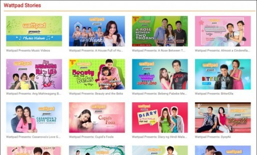 Wattpad stories search shes dating gangster too
