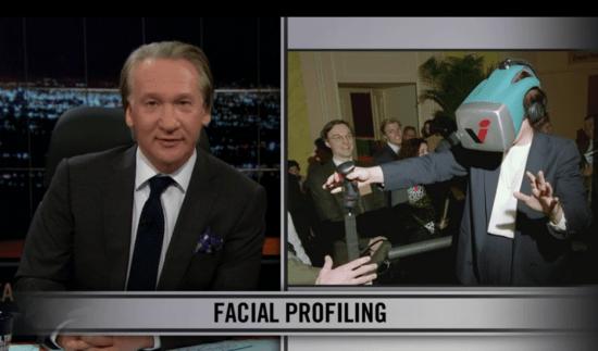 Bill Maher virtual reality
