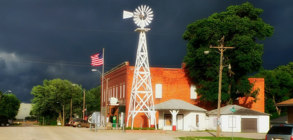 Cordova, Nebraska. Photo used with Creative Commons license.
