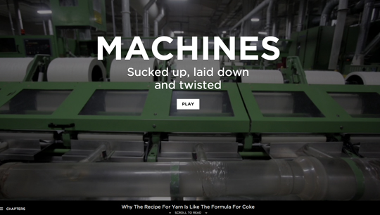 NPR t-shirt machines