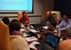 photo of educators at ASU institute