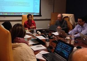 photo of educators at ASU institute