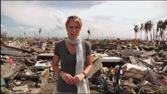 Foreign correspondent Zoe Daniel has reported wars and disasters in Africa and South East Asia for the Australian Broadcasting Corporation.