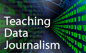 Teaching Data Journalism logo