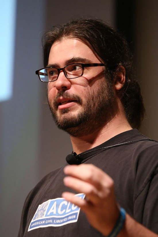 Christopher Soghoian. Photo from Tobias Klenze  on Wikipedia and used here with Creative Commons license. CC-BY-SA 3.0