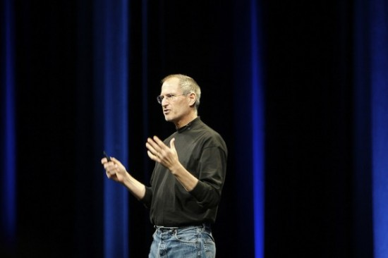 Steve Jobs was known for his ability to captivate and appeal to the emotions of his audience. Photo by Ben Stanfield and reused here with Creative Commons license.