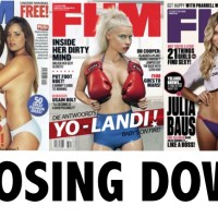 FHM. It's a Dead Thing. (FHM South Africa will be closing)