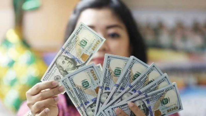 Dolar AS Meroket Ditopang Sentimen positif  Front Perdagangan China-AS