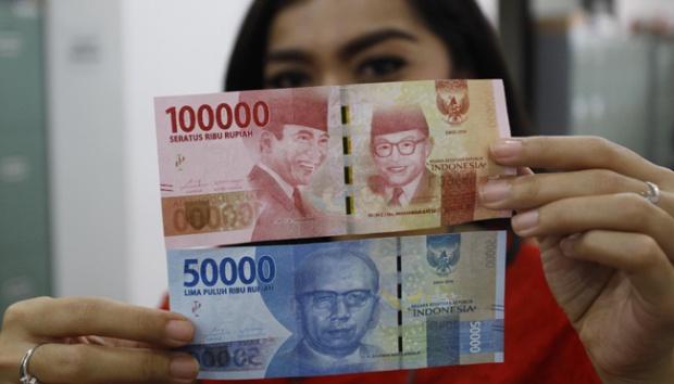 Rupiah Terduduk di Level Rp13.999/U$D