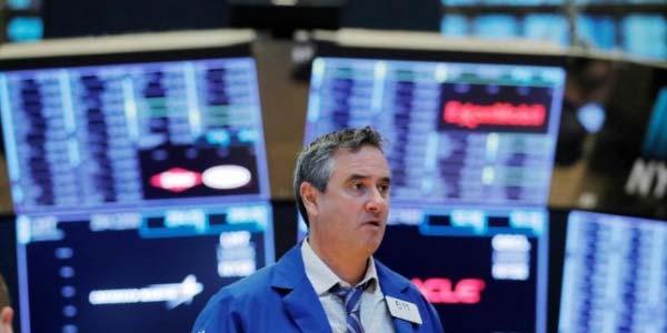 Indeks Wall Street Merangkak Naik