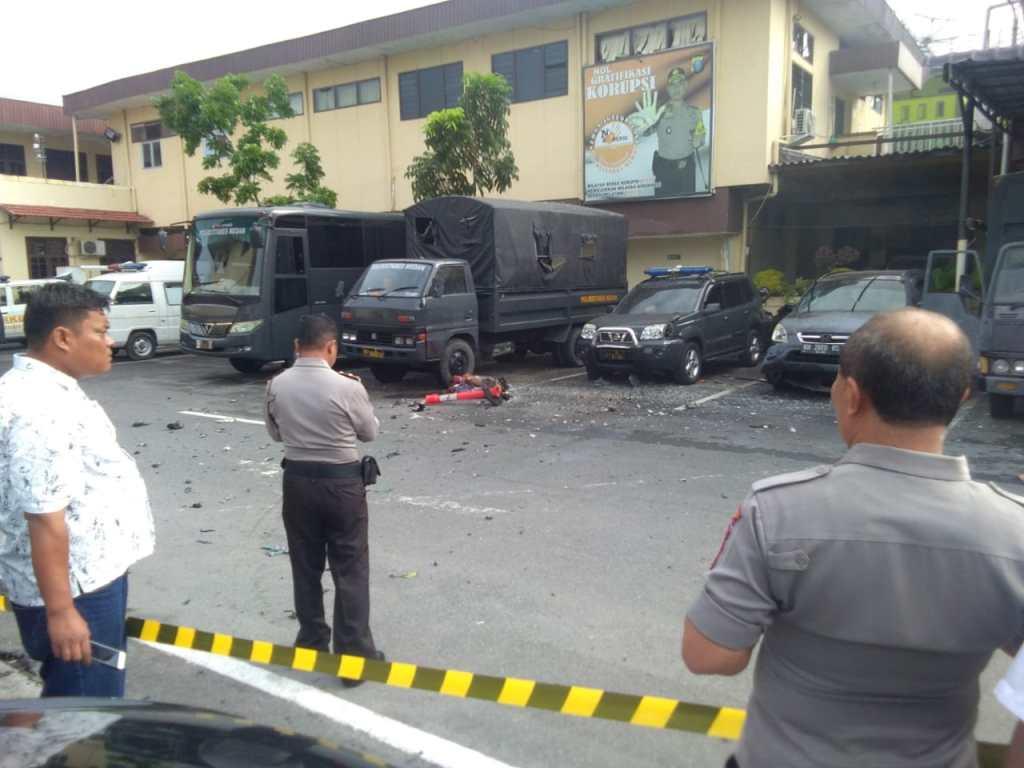 Kegiatan Pelayanan Publik di Polrestabes Medan Tidak Terganggu