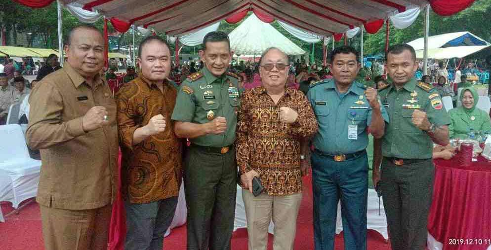 Peringati Hari Juang Kartika TNI AD, Kodam I/BB Gelar Bakti Sosial