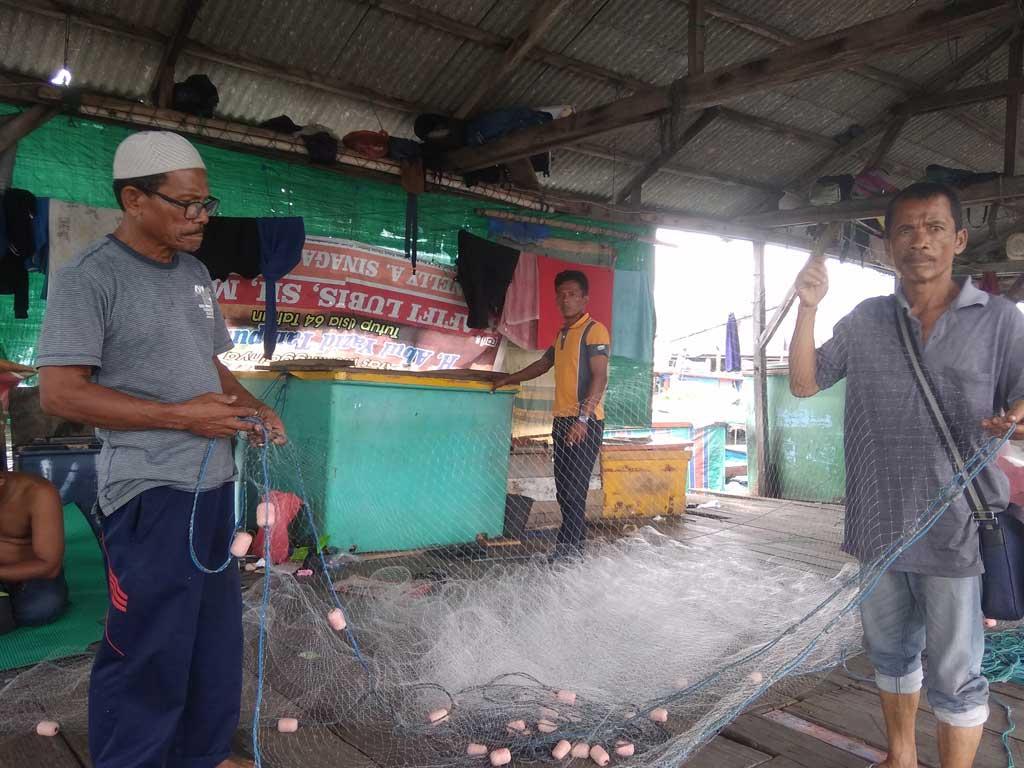 Nelayan Tradisional Keluhkan Kapal Pukat Trawl Kembali Beroperasi di Sibolga