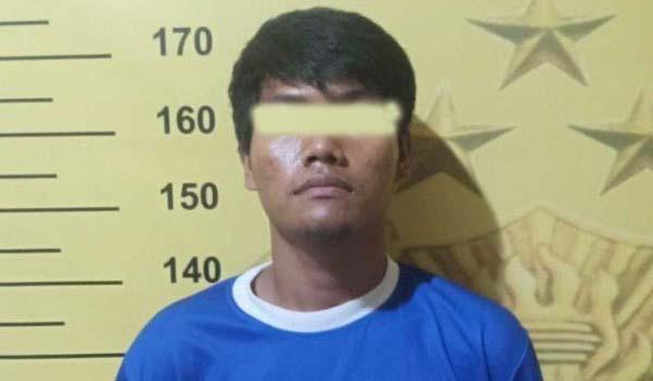 Polisi Ringkus Tersangka Pembunuh Indra Nasution
