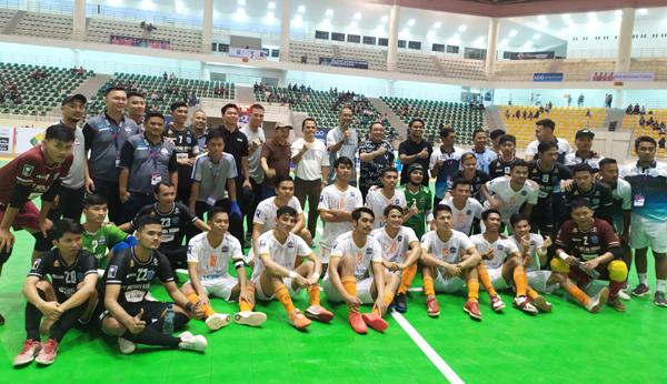 Bank Sumut FC Tekuk Mutiara FC Surabaya