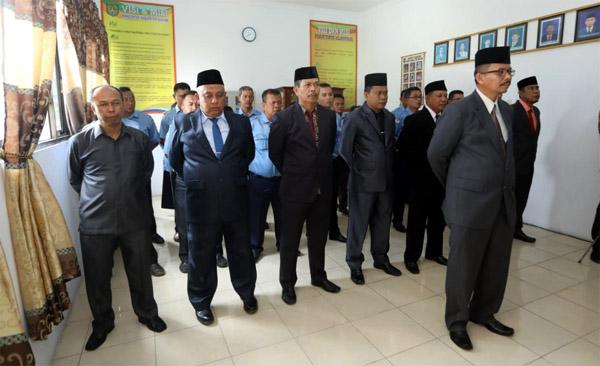 Dewan Pengawas PDAM TSP Asahan Dilantik Bupati