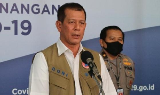 BNPB Keluarkan Surat Edaran Pengecualian Perjalanan