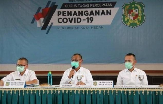 DPRD Sumut Apresiasi Langkah Pemko Medan Tangani Covid-19
