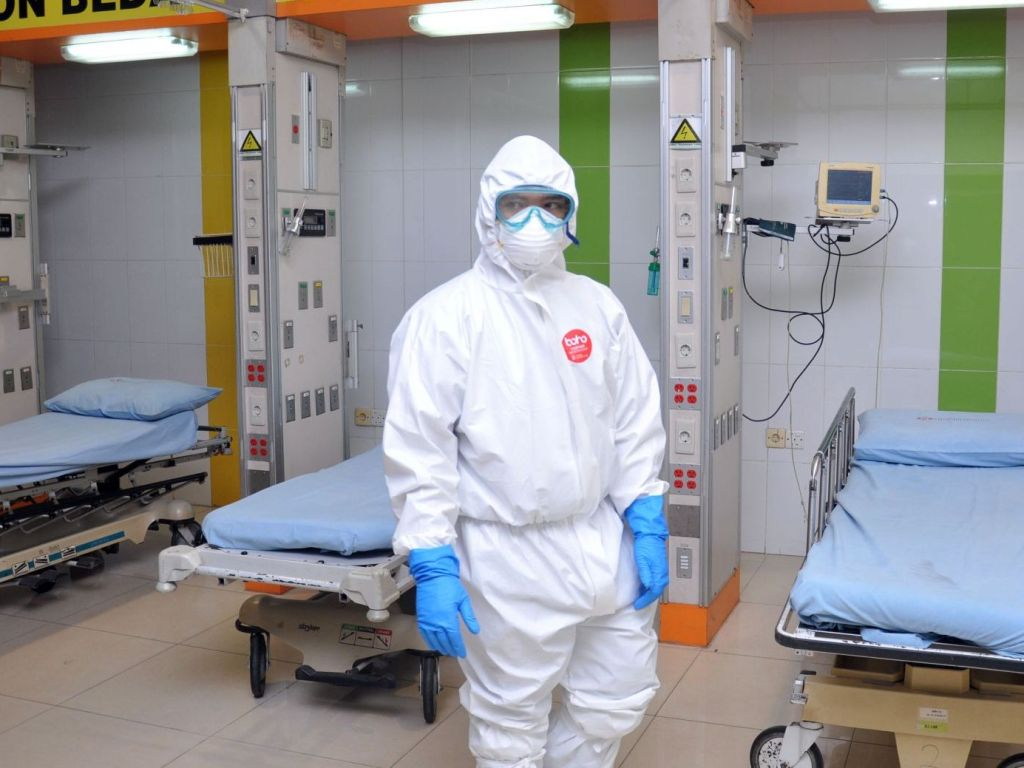 Seorang Dokter Spesialis Senior di RSUD HAMS Kisaran Dikabarkan Positif Covid-19
