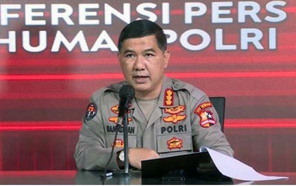 Polri: Tersangka Teroris Makassar Baiat di Markas FPI