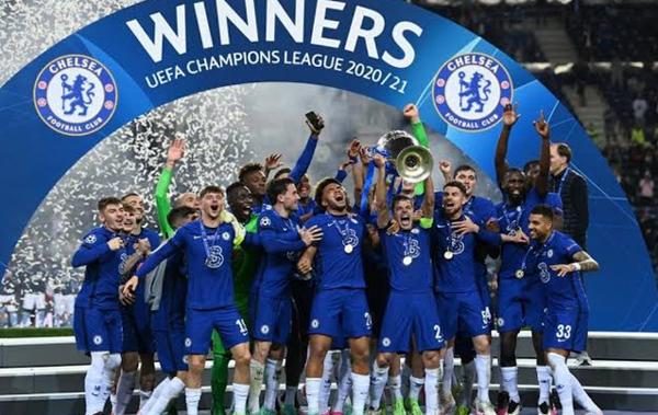 Unggul 1-0, Chelsea Juara Liga Champions 2020-2021