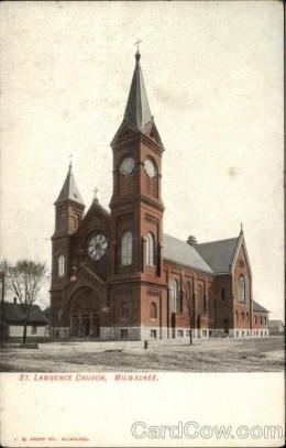 St. Lawrence Church, Milwaukee, Wisconsin