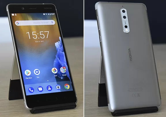 Nokia 8 For the Video Blogger in you