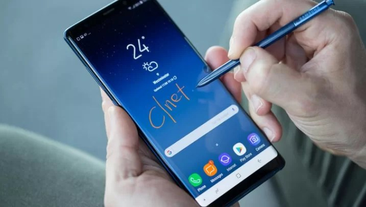Galaxy note 8 best phone buy
