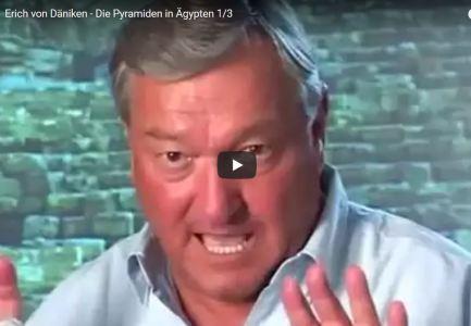 Erich von Däniken – Warum wurden die Pyramiden wirklich erbaut?