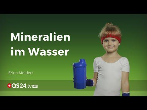 Sinn und Unsinn von Mineralien im Wasser | NaturMEDIZIN | QS24 Gesundheitsfernsehen