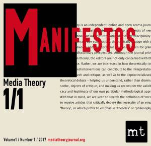 Media Theory 1/1 cover image