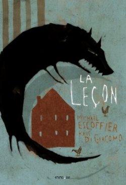 """""""La leçon"""", Mickaël Escoffier et Kris Di Giacomo, Frimousse, janvier 2017 http://www.nouveautes-jeunesse.com/2017/01/la-lecon-michael-escoffier-kris-digiacomo-frimousse-2017.html"""