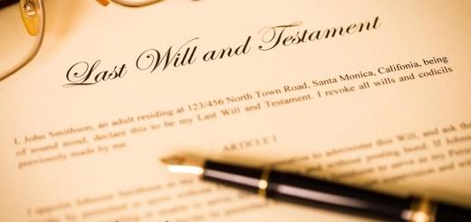 Verbaasd over een testament?