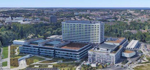 Het Haga Ziekenhuis in Den Haag.