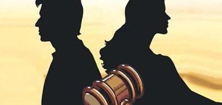 Steeds minder scheidingen komen voor de rechter