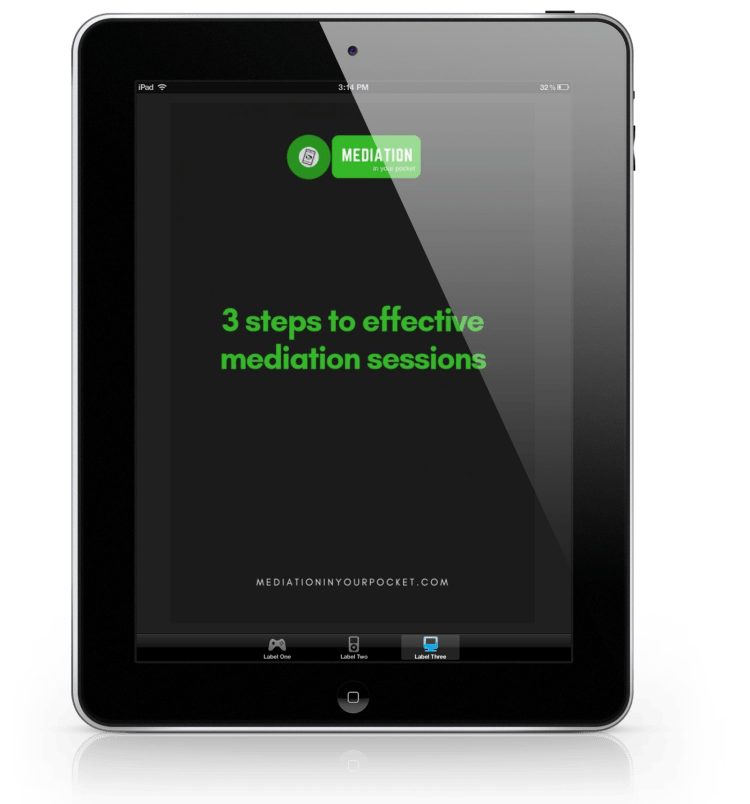effective mediation sessions